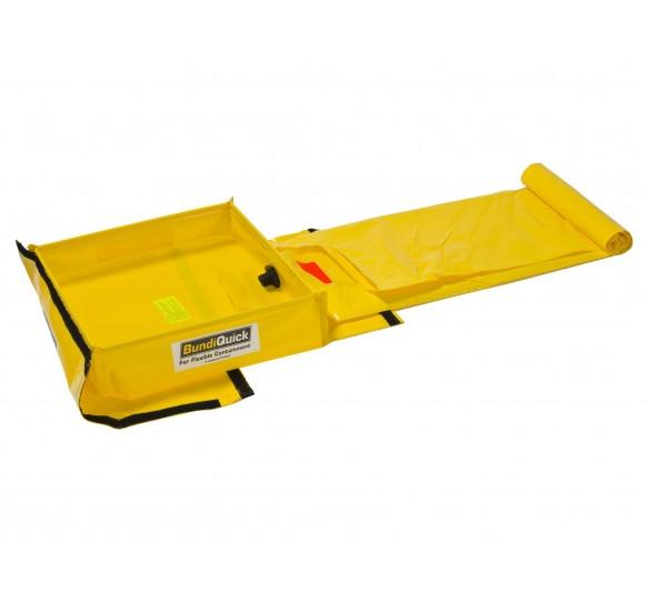 Cubeto flexible transporte