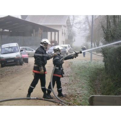 Reserva contra incendios de 30m3 con equipos estándares (ver catálogo)