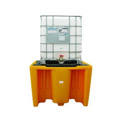 Cubeto de retención en polietileno para GRG's de 1.000 litros