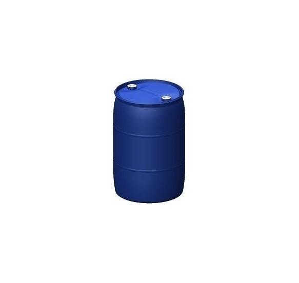 Bidones nuevos HDPE de 220l homologado UN-Y, azul, tapa fija