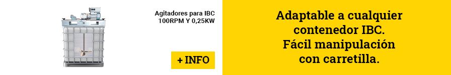 Agitador IBC 100RPM