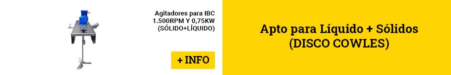 Agitador IBC 1500RPM