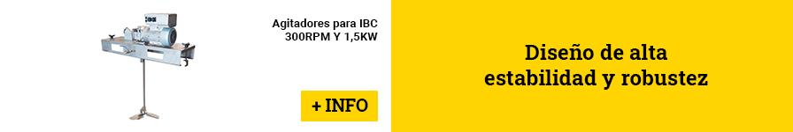 Agitador IBC 300RPM