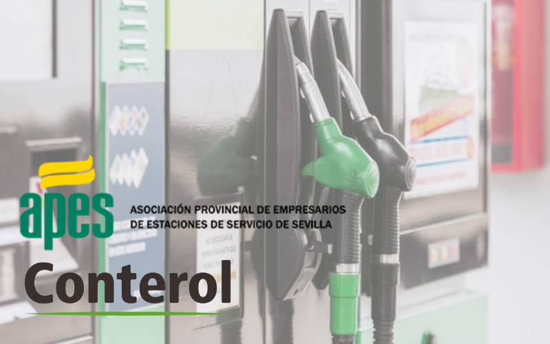 CONTEROL, ha firmado un convenio de patrocinio con la Asociación Provincial de Empresarios de Estaciones de Servicio de Sevilla APES.